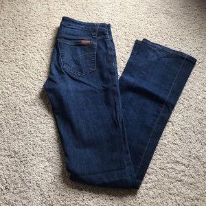 Joe's Jeans Skinny Bootcut Jeans